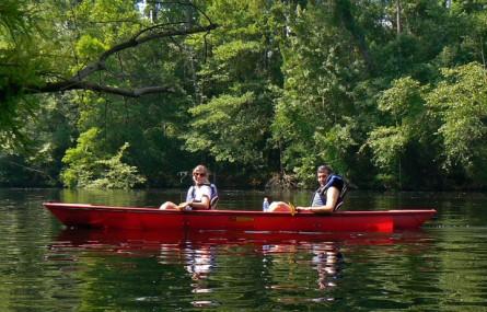 Waccamaw paddle | CharlesSlate