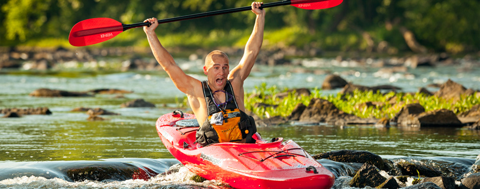 Congaree River kayaking