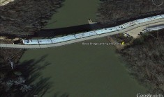 Bates Bridge Landing (GoogleEarth)
