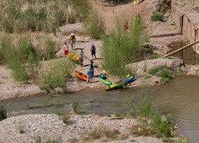 Verde River Poker Run, 4/19/14 Lower Tapco to Tuzi