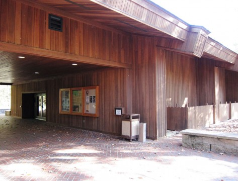 Harry Hampton Visitor Center (Gerrit Jobsis)