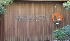 Harry Hampton Visitor Center (Gerrit Jobsis)