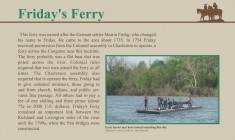 Fridays Ferry Sign (The River Alliance)