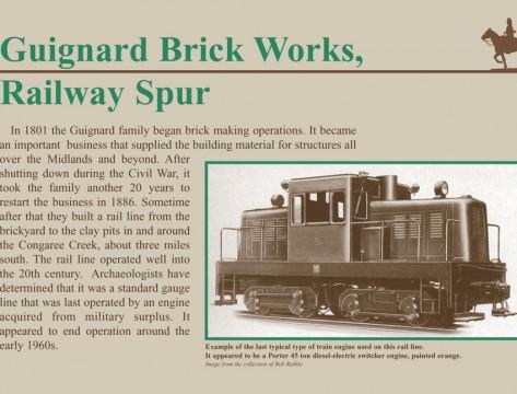Guignard Brickworks Sign (The River Alliance)