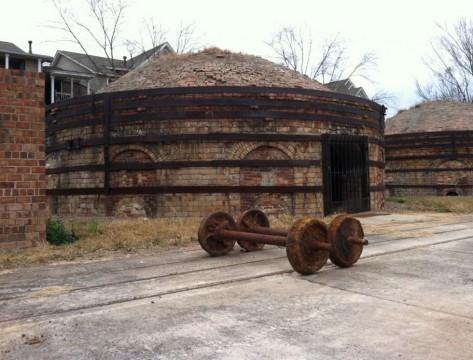 Guinard Brickworks Kilns (Alan Rickenbaker)