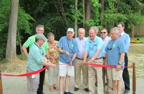 Hitchcock Creek BT dedication - May 2014 | Gerrit Jobsis
