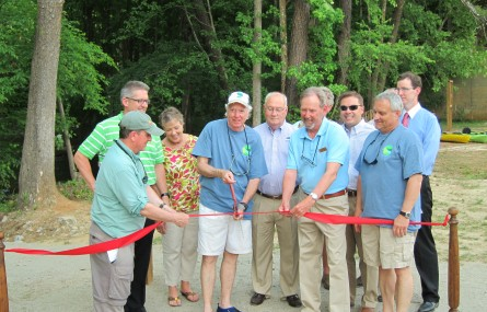 Hitchcock Creek BT dedication - May 2014 | Gerrit Jobsis