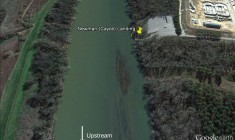 Newman Landing Altered (Google Earth)