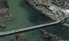 West Columbia Riverwalk Access (Google Earth)