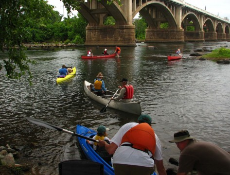 West Columbia Riverwalk Launch (Ron Ahle)