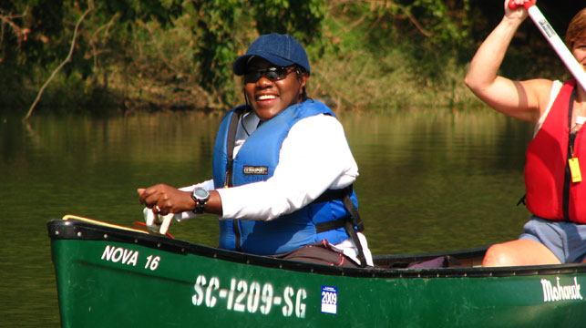 River Sweep 2006, Congaree River | Ron Ahle
