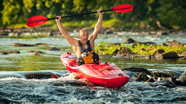 Congaree River Kayak | Brett Flashnick