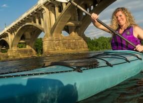 Congaree Kayak | Brett Flashnick