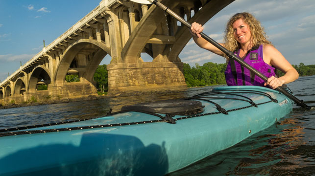 Congaree Kayak | Brett Flashnick