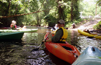 Hitchcock Creek Kayak | Bob Irvin