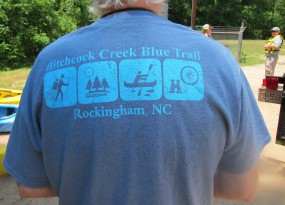 Hitchcock Creek dedication - May 2014   Gerrit Jobsis