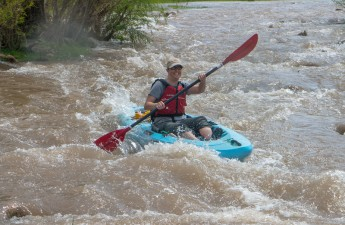 """Verde River Institute float trip, TapcoRAP to TuziRAP, 7/18/15."""
