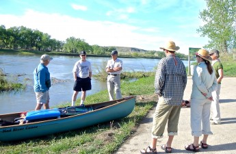 LWCF funded boat ramp on the Missouri River_Mike Fiebig